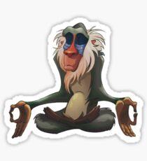 Rafiki Inner Peace Sticker