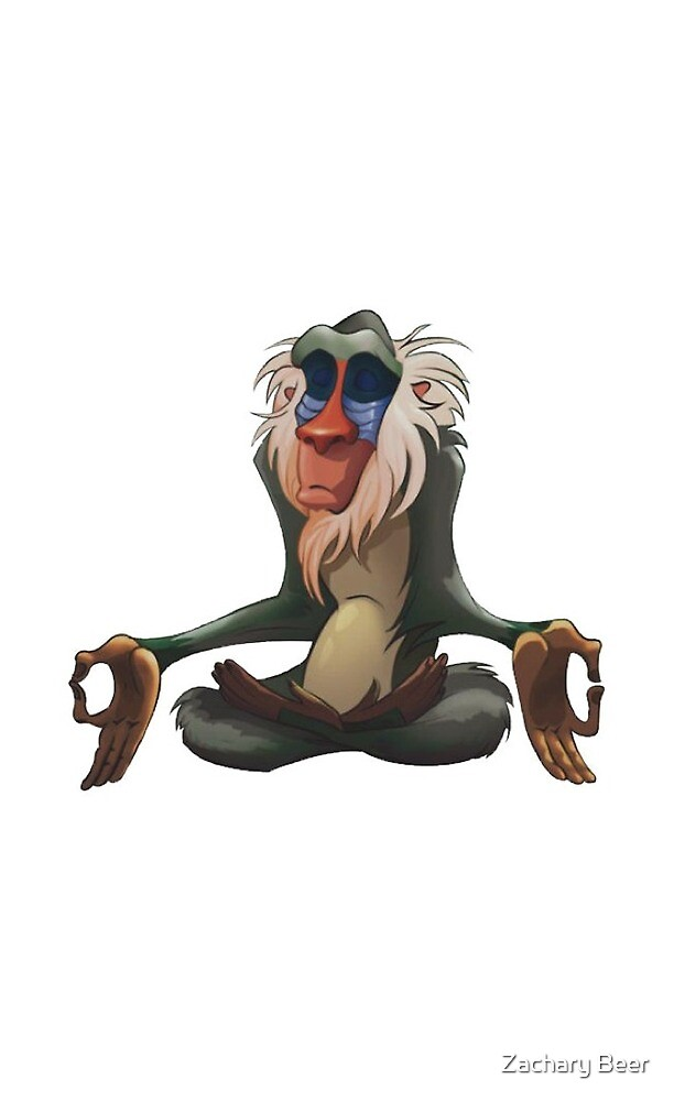 Rafiki Inner Peace by Zachary Beer