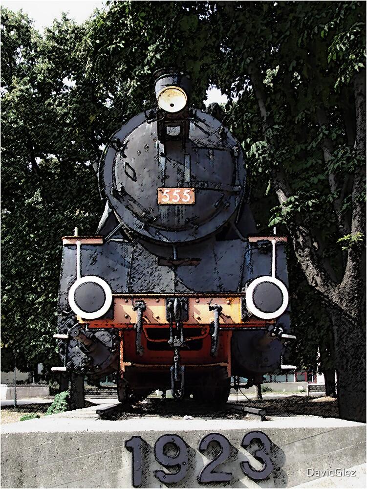 Locomotive 555,1923 by DavidGlez