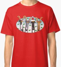 Greyhound Antlers (assorted) Classic T-Shirt