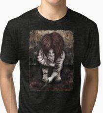 Alone... Tri-blend T-Shirt