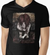 Alone... Men's V-Neck T-Shirt