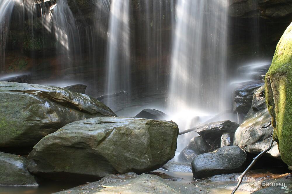 Somersby Falls 2 by Barnesy