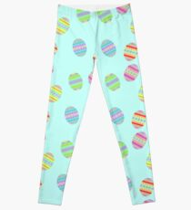 Easter Eggs Leggings