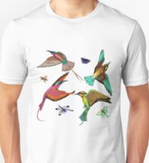 Bee eaters Unisex T-Shirt
