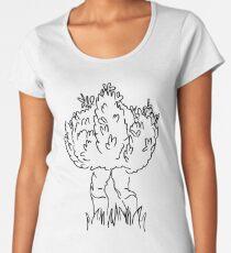 Just a bush... walking Women's Premium T-Shirt