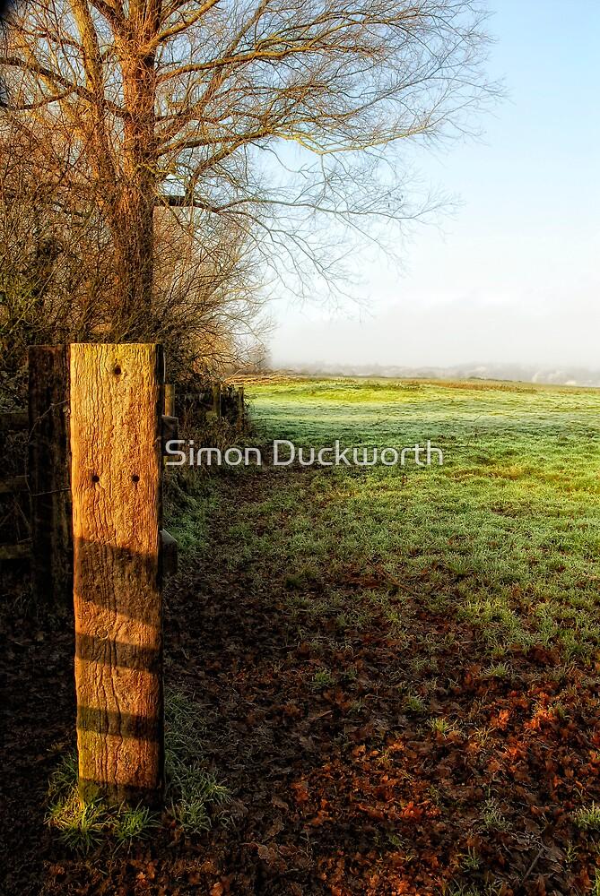 Early walk by Simon Duckworth
