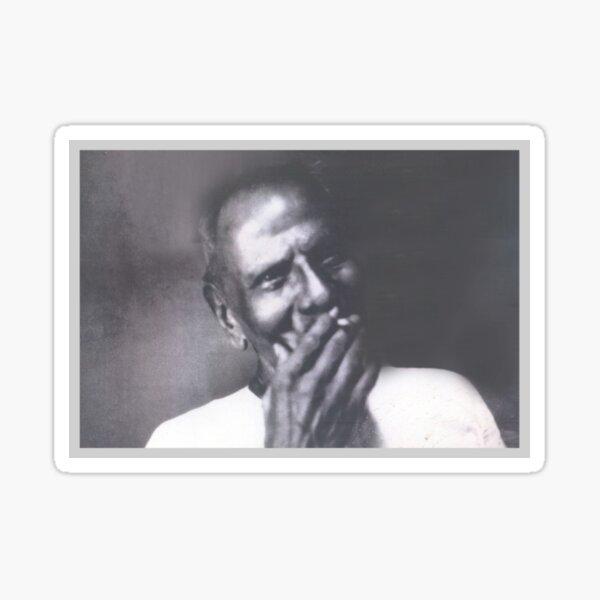 Shri Nisagadatta Maharaj  Sticker