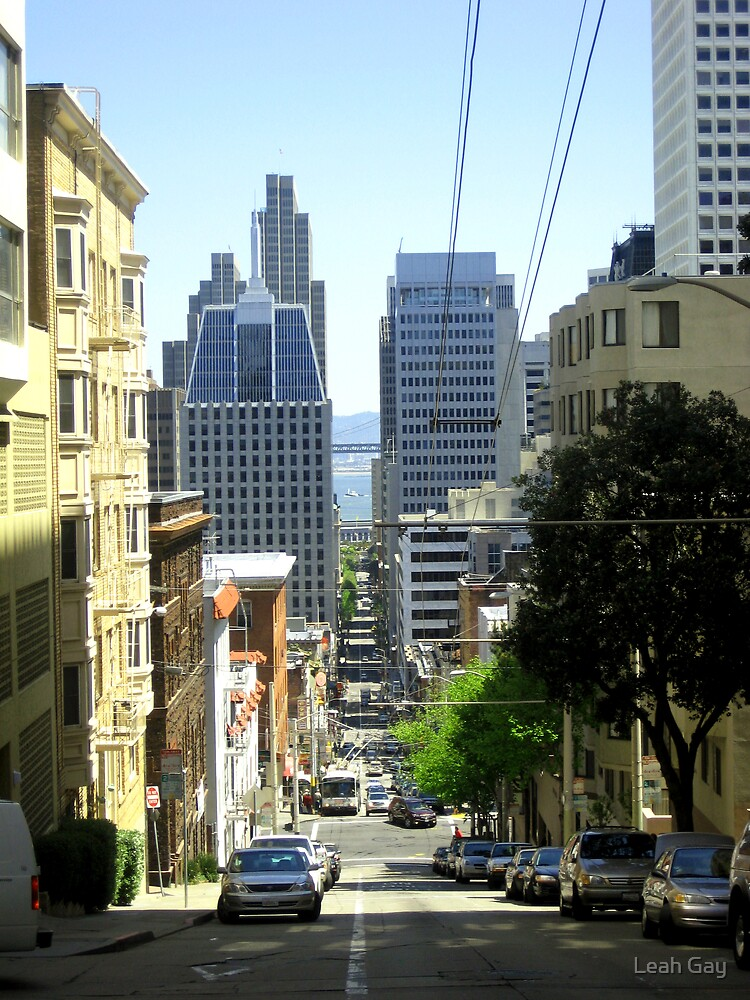 San Francisco by Leah Gay