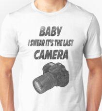 Last camera Unisex T-Shirt