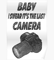 Last camera Poster