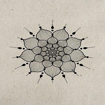 Mandala 4 by kreativcorner