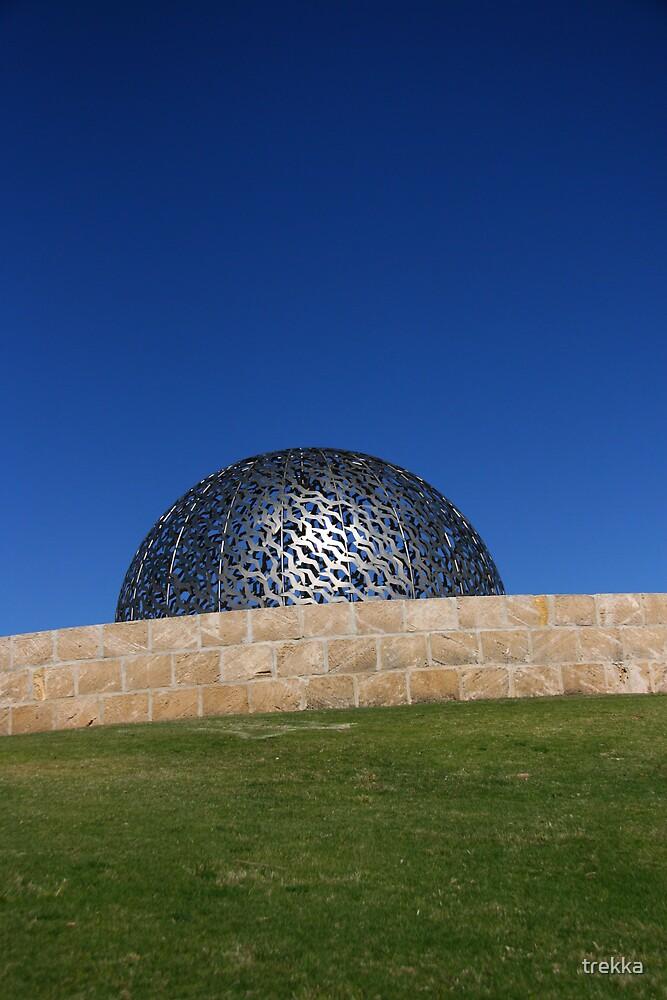 Peace Dome by trekka