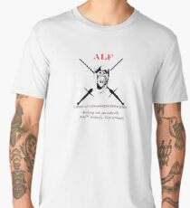 ALF Light T-shirt Design Men's Premium T-Shirt