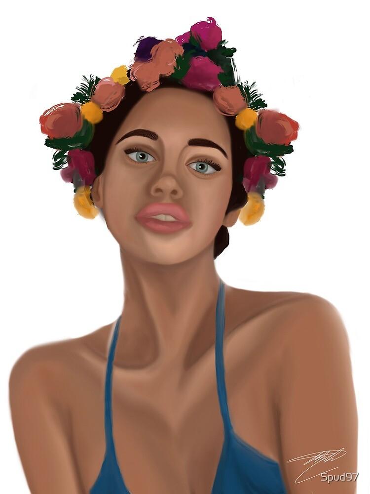 Flower crown by Spud97