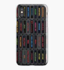 ATARI 2600 CARTRIDGE POP ART iPhone Case/Skin