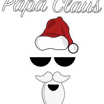 Santa Beard Shirt | Matching Christmas Pajamas Papa Claus by mrjjwilson