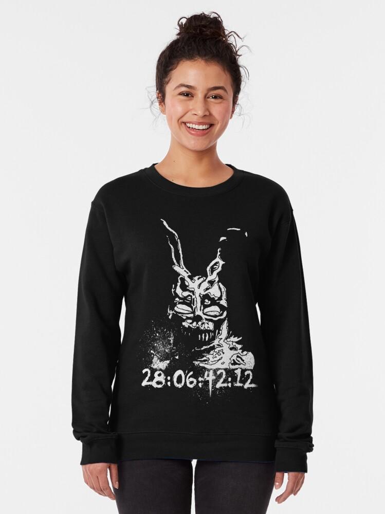 Alternate view of Donnie Darko - Frank Pullover Sweatshirt