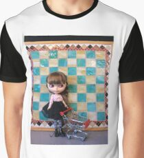 Shopping Trolley Graphic T-Shirt