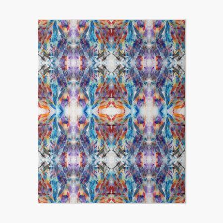 Crystal Prism Reflecting Light Art Board Print