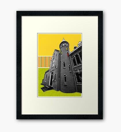 Funhouse Framed Print