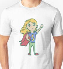 Power symbol cartoon character T-Shirt