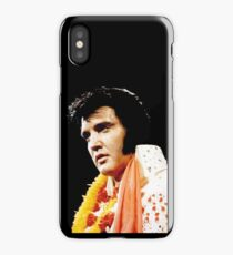 Elvis Presley, King of Rock and Roll iPhone Case/Skin