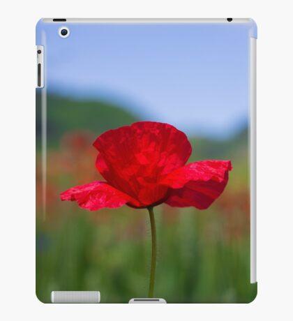 Poppy iPad Case/Skin