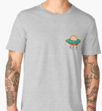 Unidentified Flying Tit Men's Premium T-Shirt