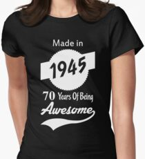 Made In 1945, 70 Years Of Being Awesome T-Shirt