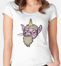 Kobold! Women's Fitted Scoop T-Shirt