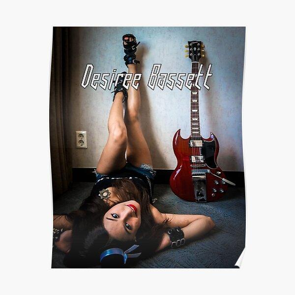 Desiree Bassett Poster
