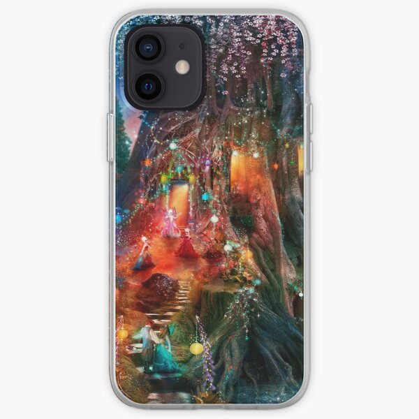 The Foxglove Ball iPhone Soft Case