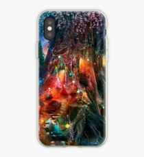 The Foxglove Ball iPhone Case