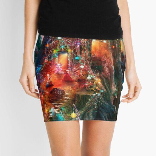 The Foxglove Ball Mini Skirt