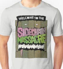 SIDECHAIN MASSACRE: non aprite quella porta. T-Shirt