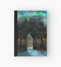 The Jade Gates Hardcover Journal