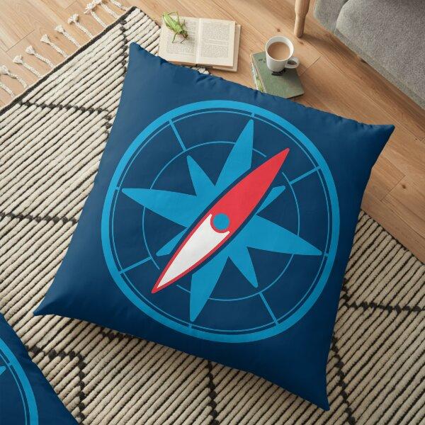 The Navigator Floor Pillow