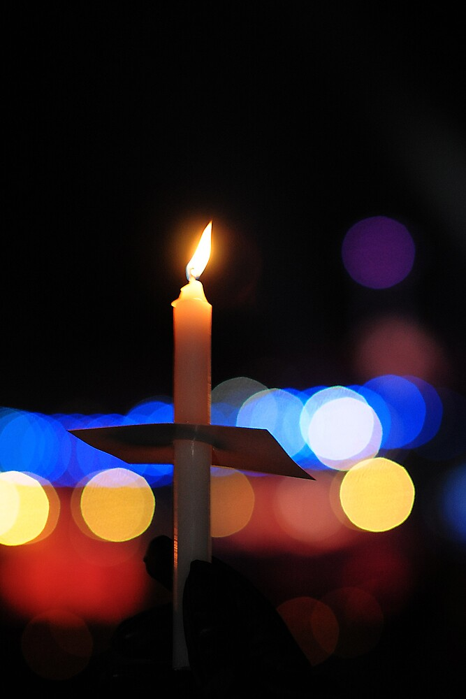 Candle by Jonathan Dael