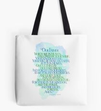 Our Father Which Are In Heaven Tote Bag