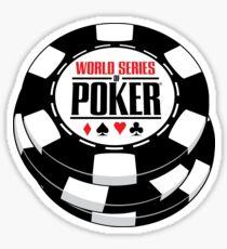 wsop poker Sticker