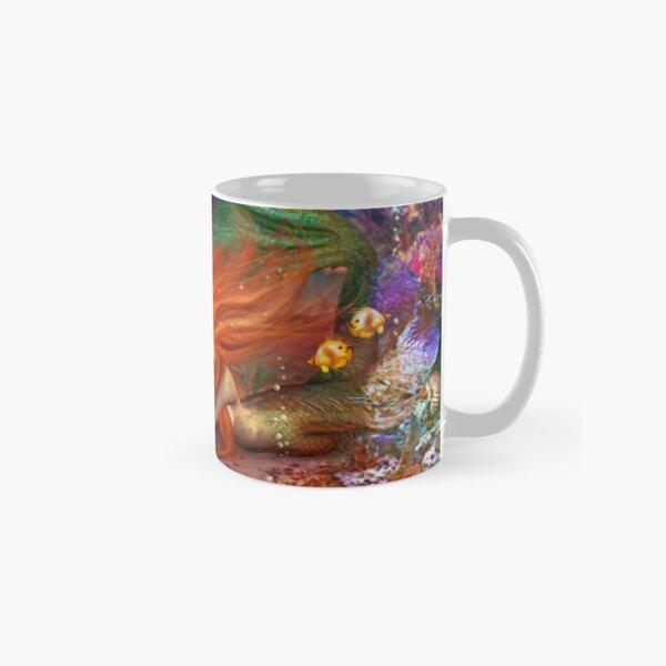 The Mermaid's Treasure Classic Mug