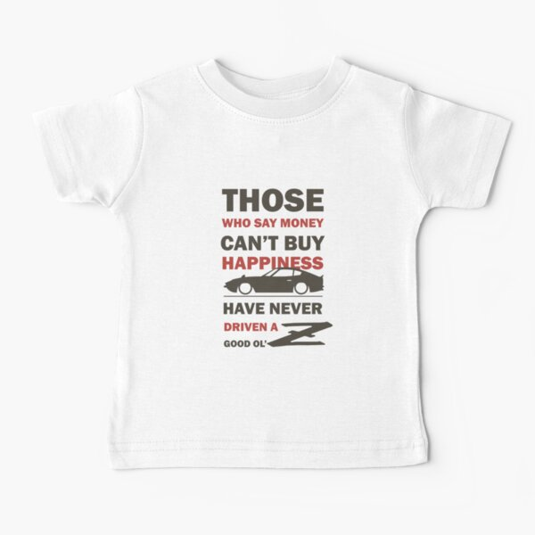 Happiness in a Datsun Z - Inverted Baby T-Shirt