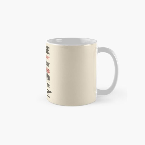Happiness in a Datsun Z - Inverted Classic Mug