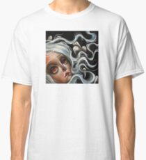 White Spirits :: Pop Surrealism Painting Classic T-Shirt