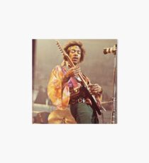 Jimi Hendrix Art Board