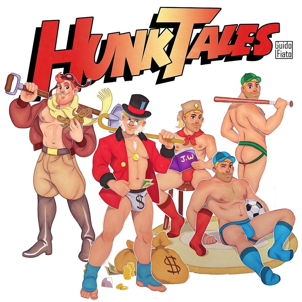 Hunk Tales by GuFiArt