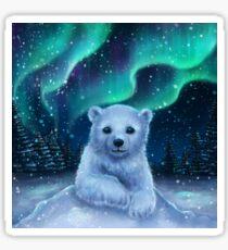 Eisbär Sticker