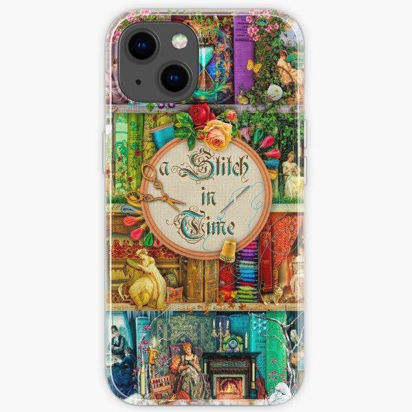 A Stitch In Time iPhone Soft Case