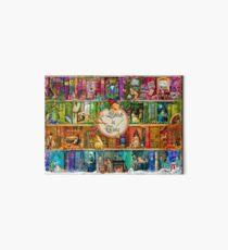 A Stitch In Time Art Board